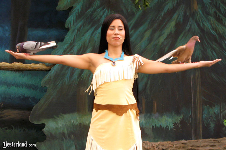 Image For Article About Pocahontas And Her Forest Friends