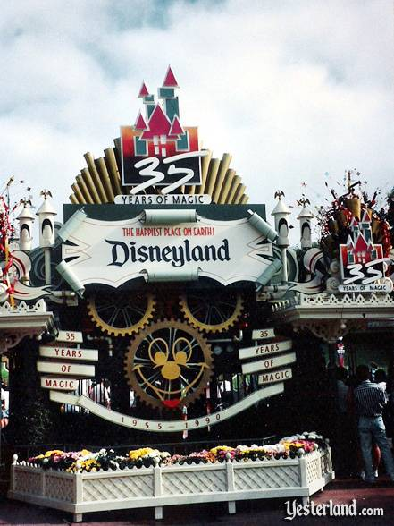 35 Years of Magic at Disneyland