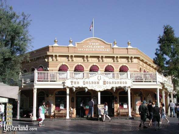 Photo of the Golden Horseshoe, 2004