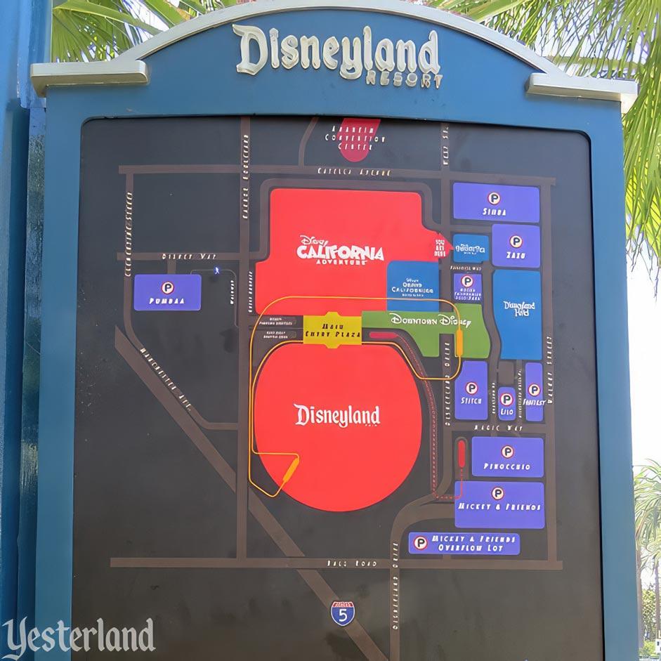Yesterland: Disneyland Signs, Part 2 on