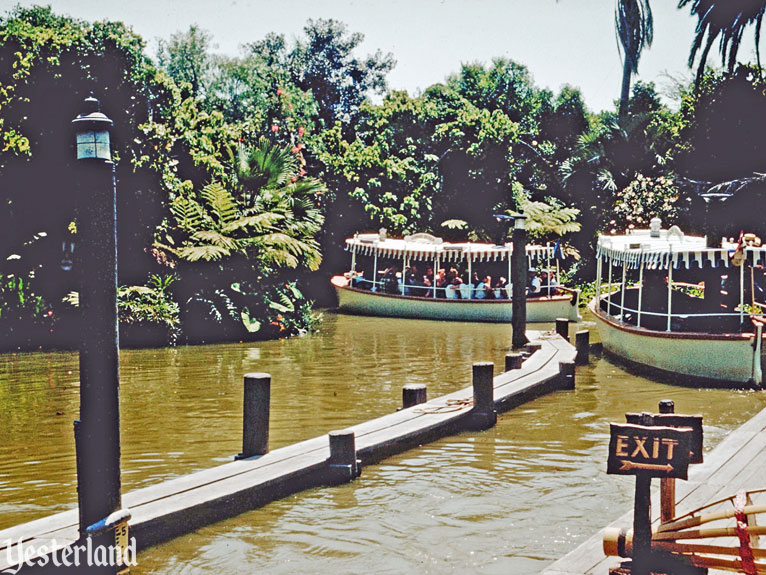 "Yesterland: Birth of the ""E"" Ticket: Jungle Cruise"