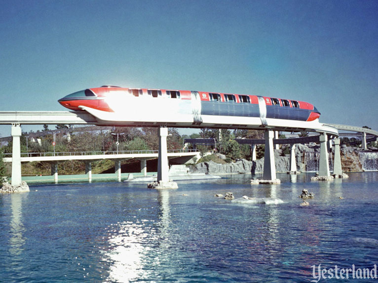 "Yesterland: Birth of the ""E"" Ticket: Monorail"