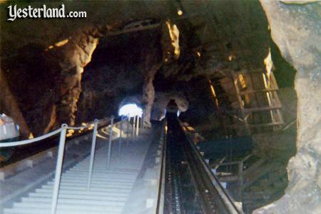 Photo of Matterhorn interior showing lift hills