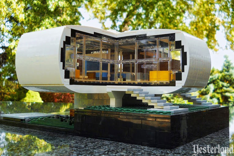 Yesterland: LEGO House of the Future