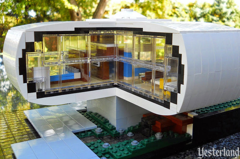 Model home of the future