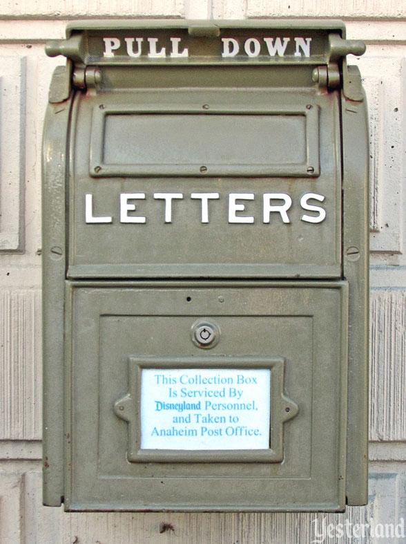 Yesterland mailboxes at disneyland mailbox at disneyland publicscrutiny Choice Image