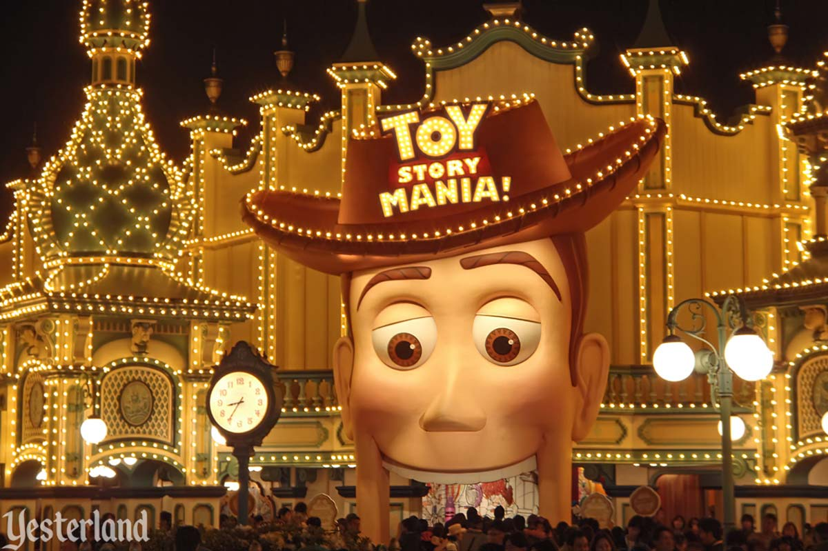Toy Story Midway Mania at Tokyo DisneySea