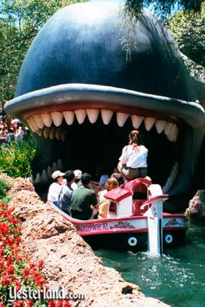 Photo of Monstro in Storybookland