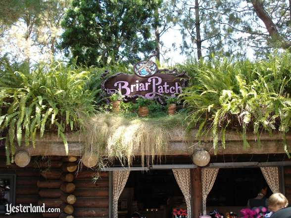 Briar Patch at Disneyland in 2005