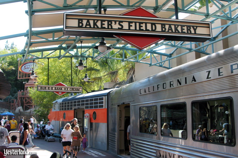 Baker's Field Bakery at Disney's California Adventure