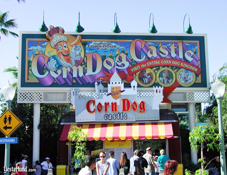 Corn Dog Castle in 2002