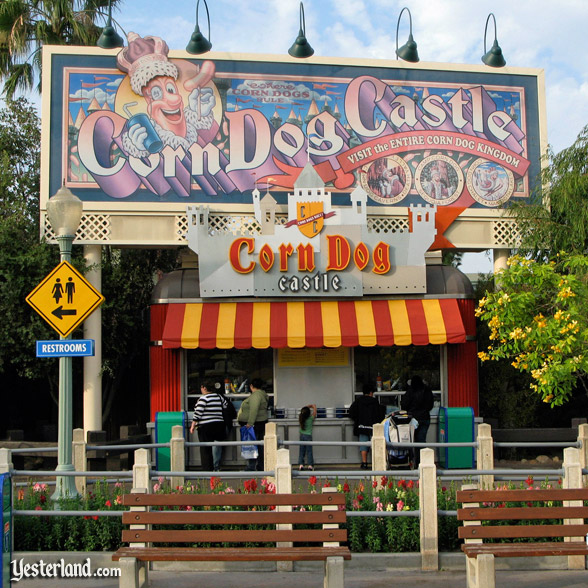Corn Dog Castle front view