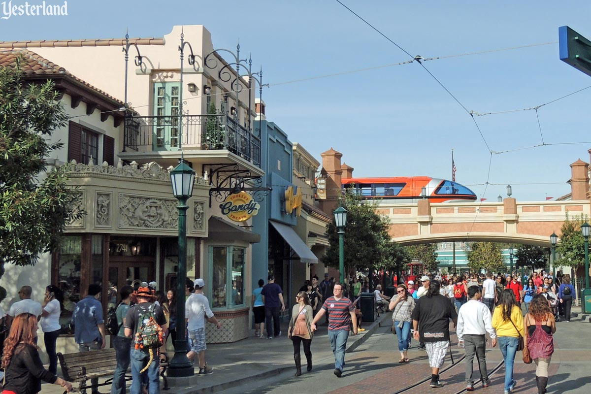 Fiddler, Fifer & Practical Café at Disney California Adventure