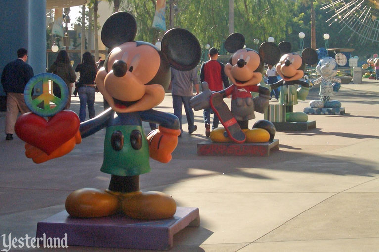 75 Mickeys at Disney California Adventure