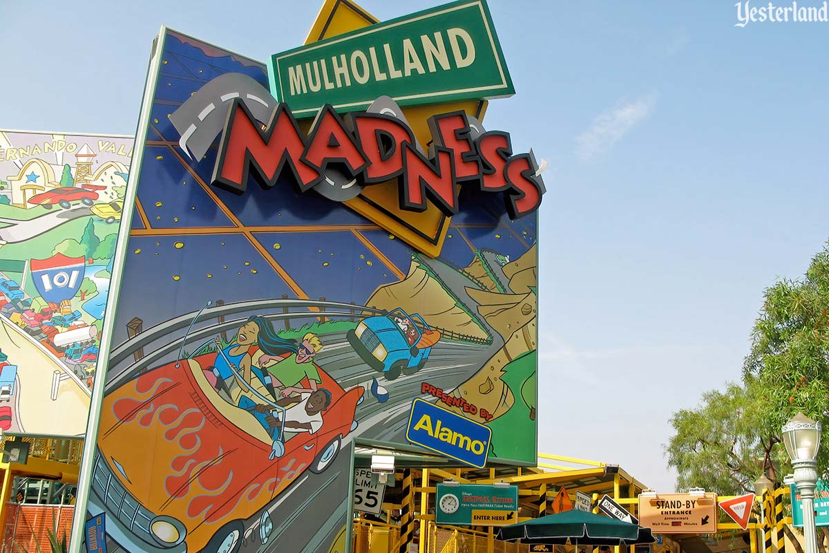 Mulholland Madness at Disney's California Adventure