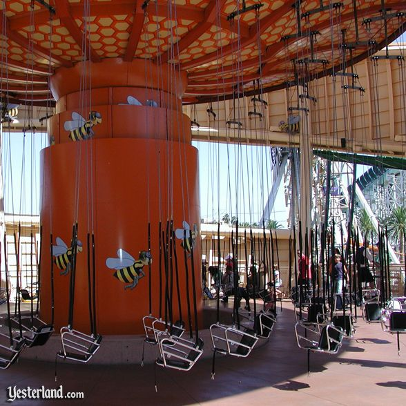 Orange Stinger at Disney's California Adventure