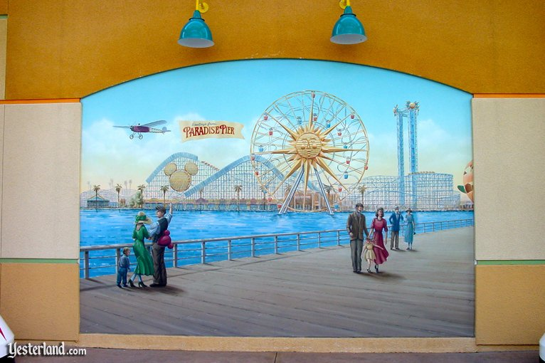 Pacific Ocean Photos at Disney's California Adventure