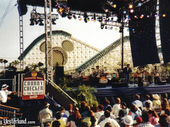 Rockin' the Bay at Disney's California Adventure