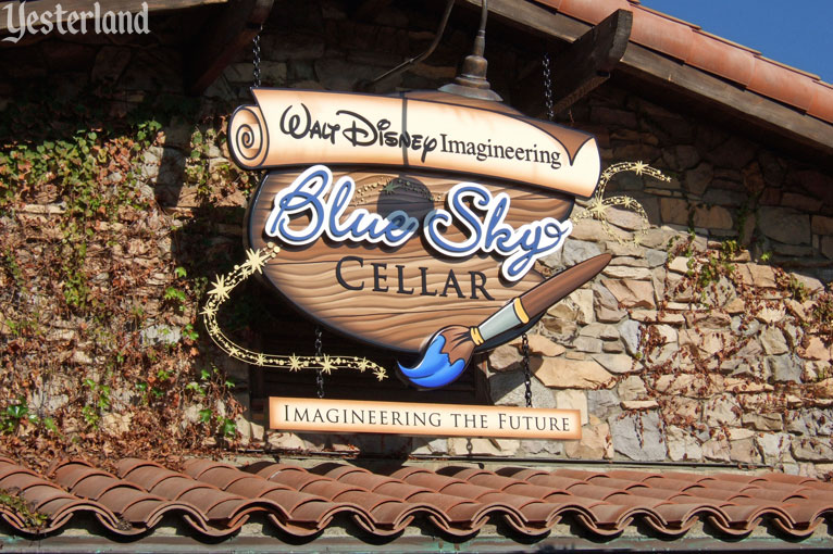 Blue Sky Cellar at Disney California Adventure
