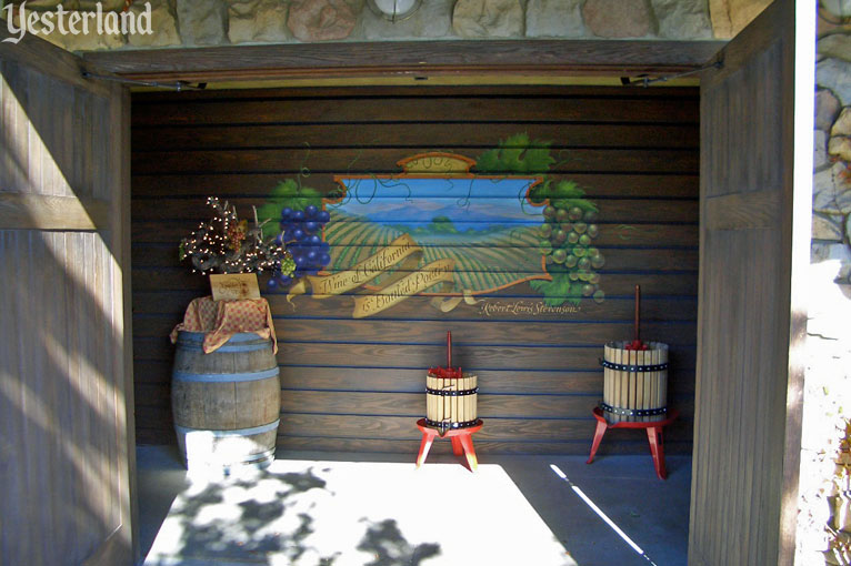Doors to Seasons of the Vine