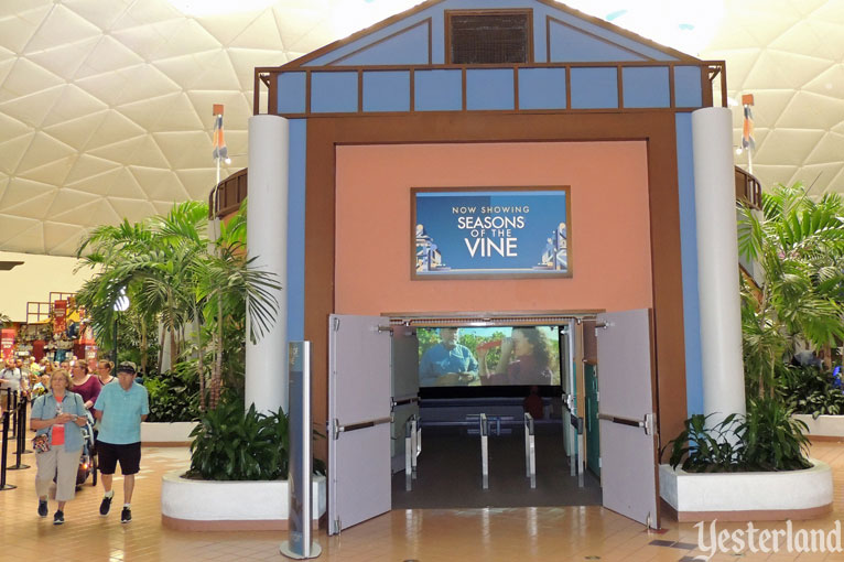 Seasons of the Vine at the Epcot Food & Wine Festival, 2016