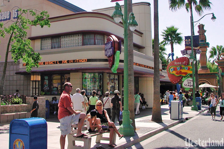 Playhouse Disney - Live on Stage! at Disney California Adventure