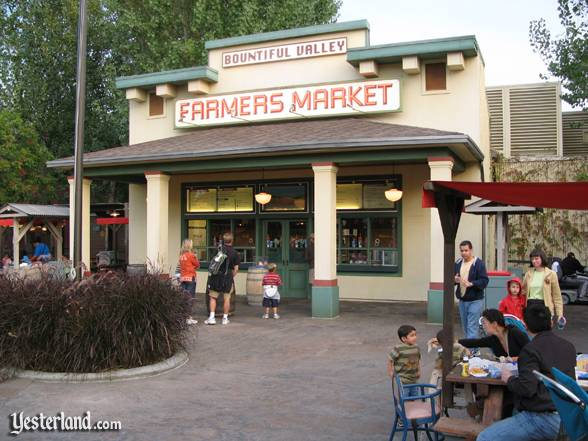 Bountiful Valley Farmers Market, 2007