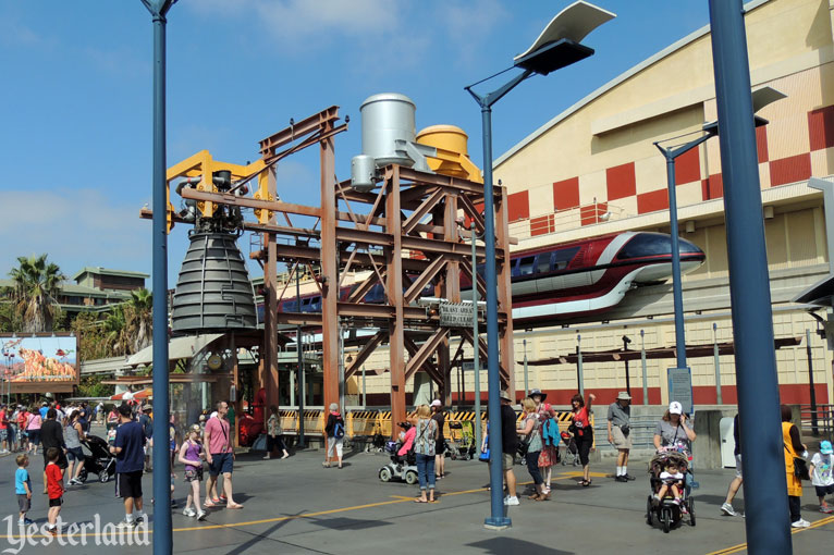Disney California Adventure Then & Now, Part 2