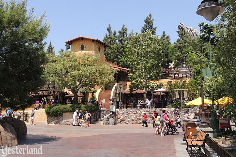 Disney California Adventure Then & Now, Part 1