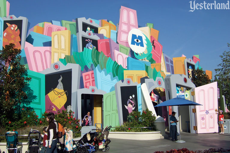 Monsters Inc. at Disney's California Adventure