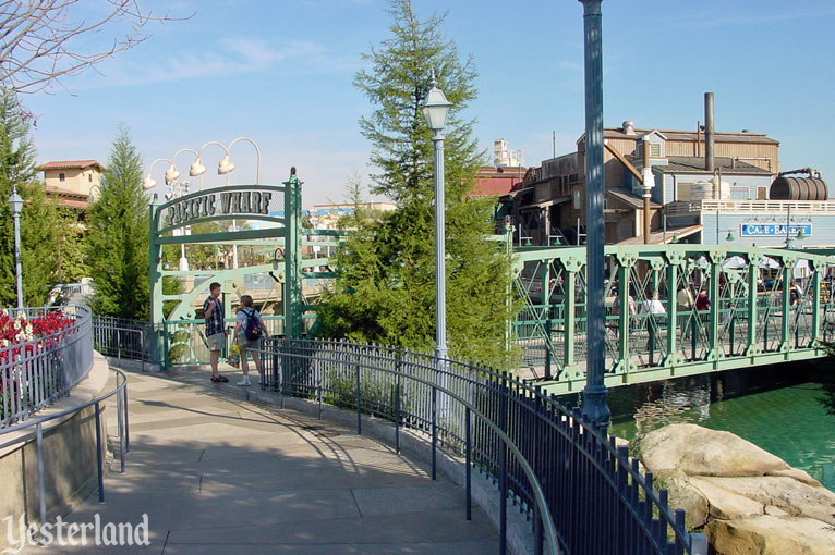 Disney California Adventure Then & Now, Part 5