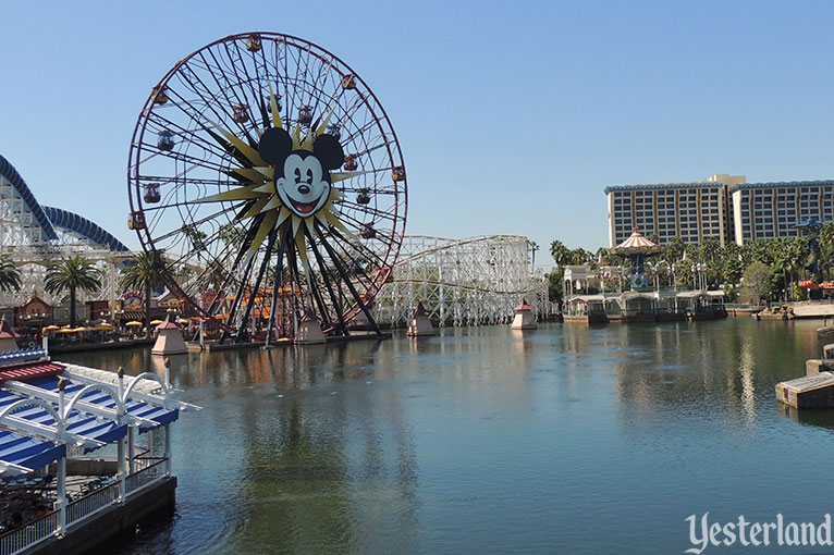 Disney California Adventure Then & Now, Part 4