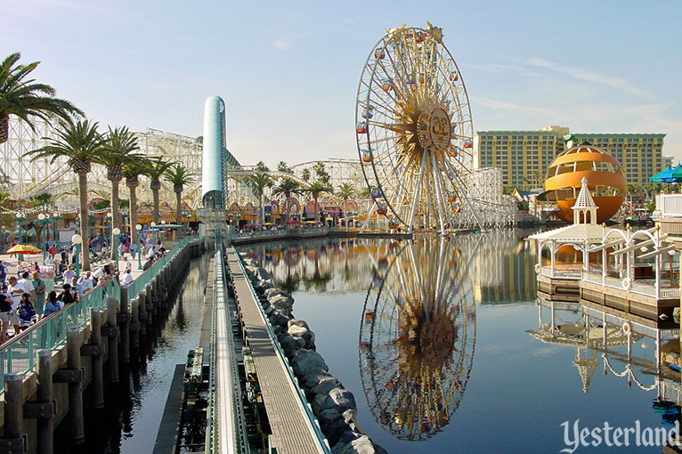 Disney California Adventure Then & Now, Part 3