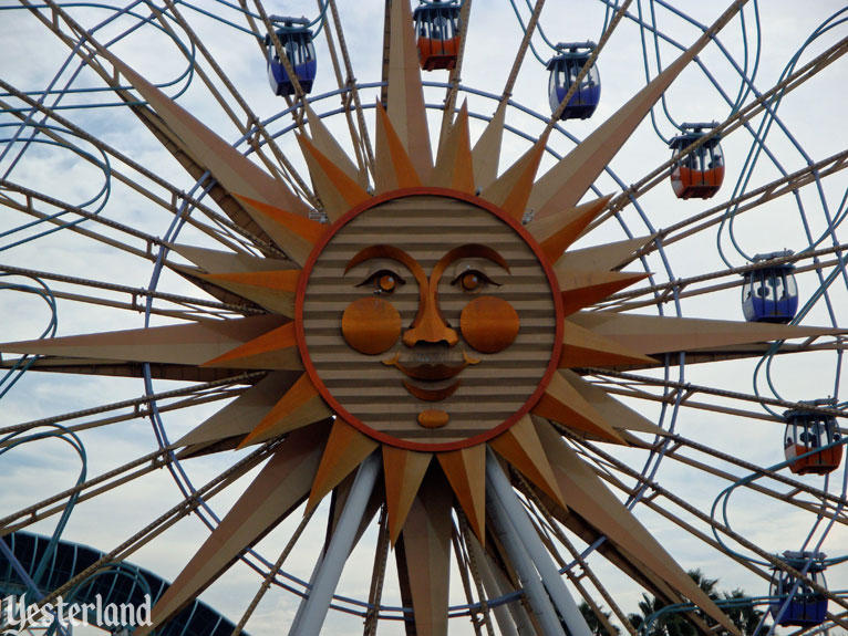 Sun Wheel at Disney's California Adventure