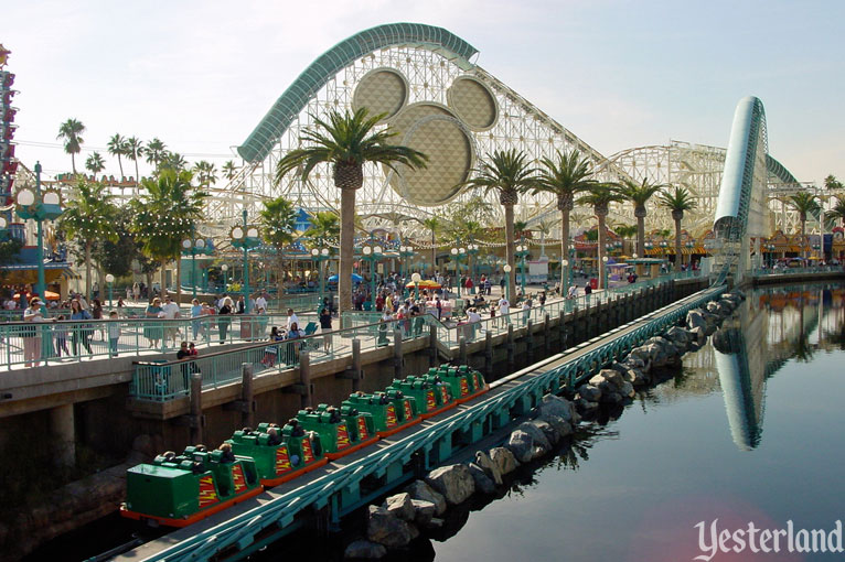 California Screamin' at Disney's California Adventure