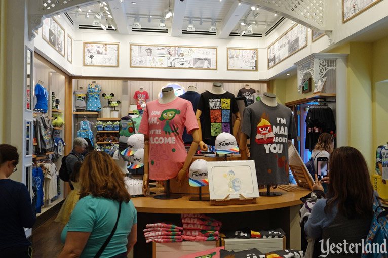 Knick's Knacks at Disney California Adventure