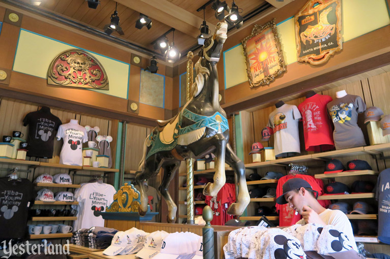 Treasures in Paradise at Disney California Adventure