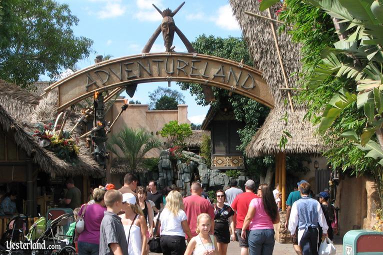 Yesterland Presents Disneyland Long Ago Not So Long Ago