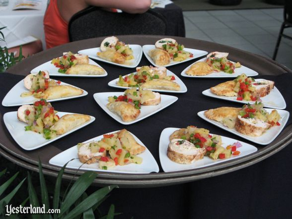Samples Epcot Food and Wine Festival, 2010