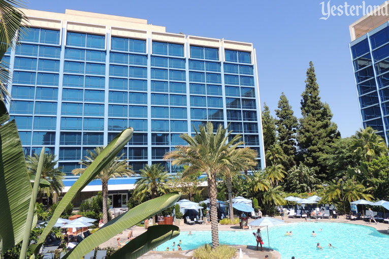 Disneyland Hotel Towers