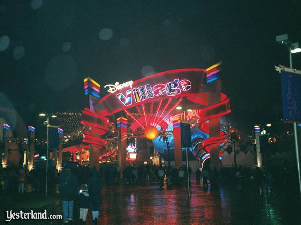 Disney Village at Disneyland Paris Resort