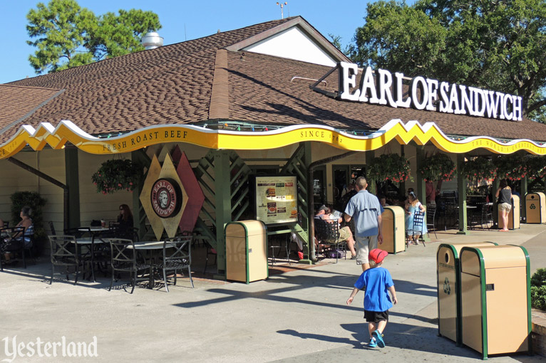 Earl of Sandwich at Walt Disney World