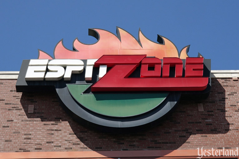 ESPN Zone at the Disneyland Resort