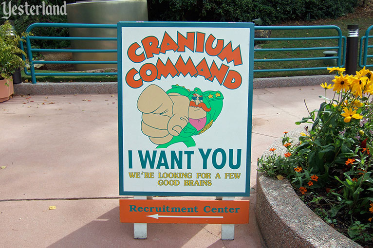 Cranium Command at Wonders of Life, Epcot