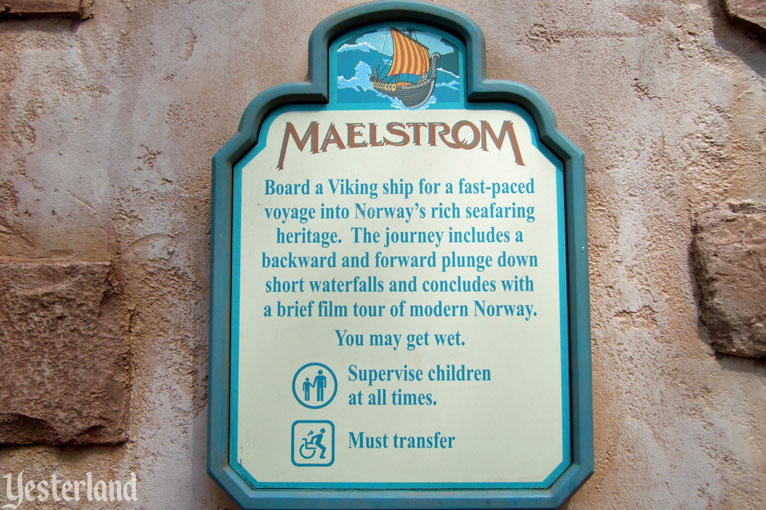 Maelstrom at Epcot