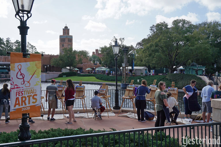 2020 Epcot International Festival of the Arts