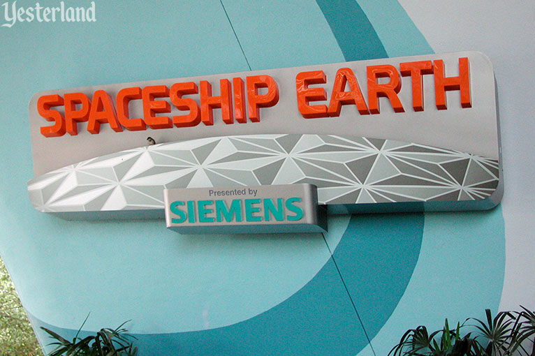 Siemens and Sylvania at Disney theme parks