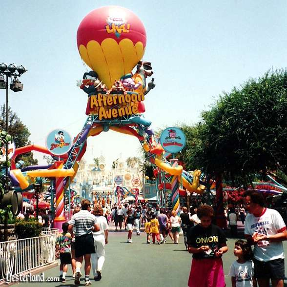 Disney Afternoon Avenue