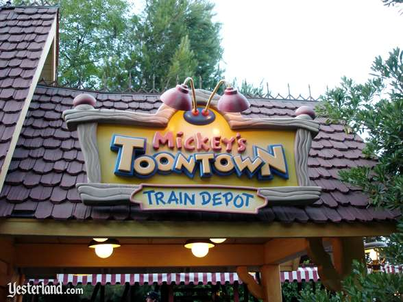 Photo of Toontown Train Depot