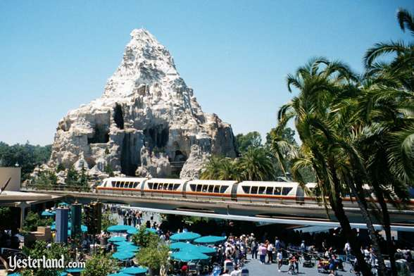 Matterhorn without Skyway, 2000